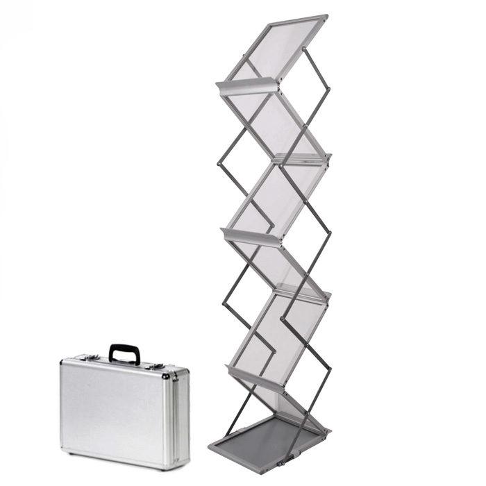 Portable Literature Stand