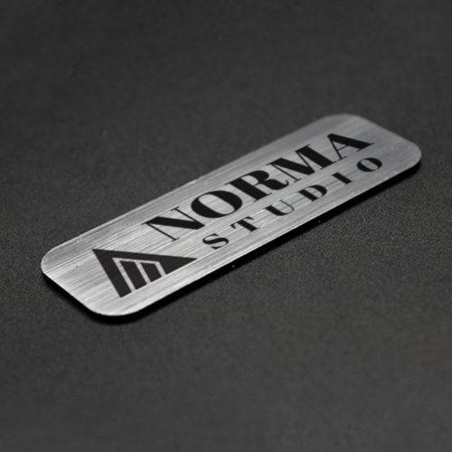 Metal Custom Name Tag